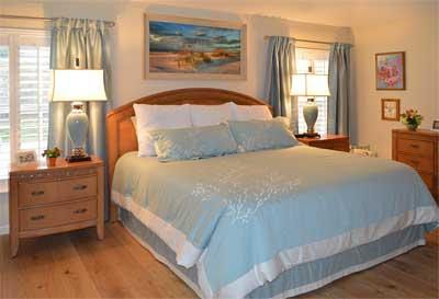 Gardenia Master Bedroom