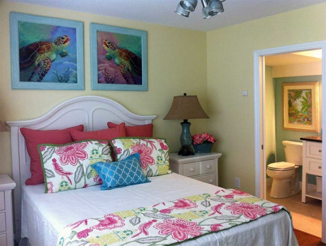 Bloom where you are Planted - Guest Bedroom #2