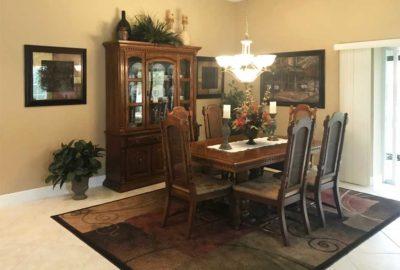 Before of Gardenia-Model Dining-Room.