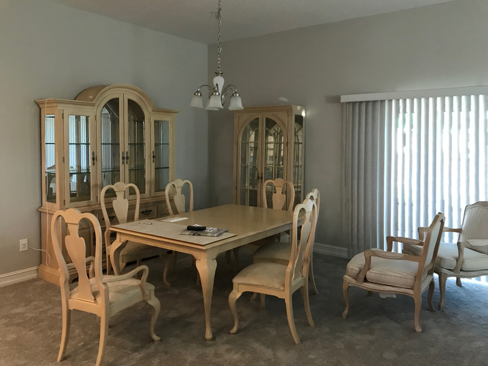 Before, of the Dining-Room