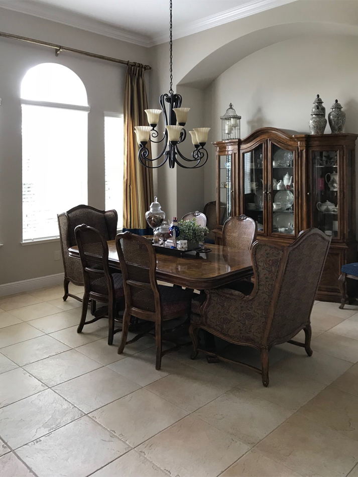 Before, Grandview Dining-Room.
