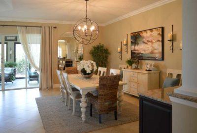 Williamsburg Dining-Room