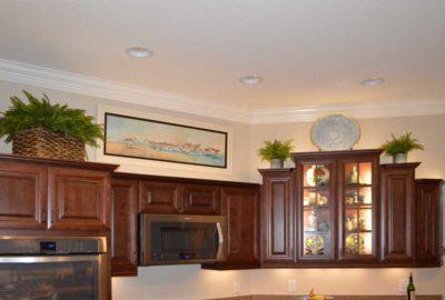 Gardenia kitchen first side