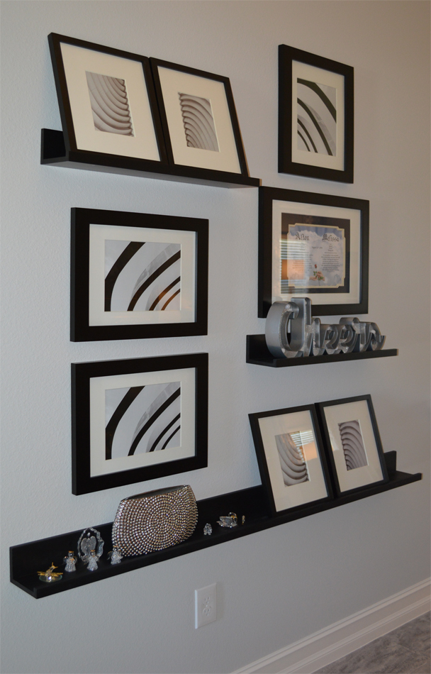 Photo-Gallery Wall.