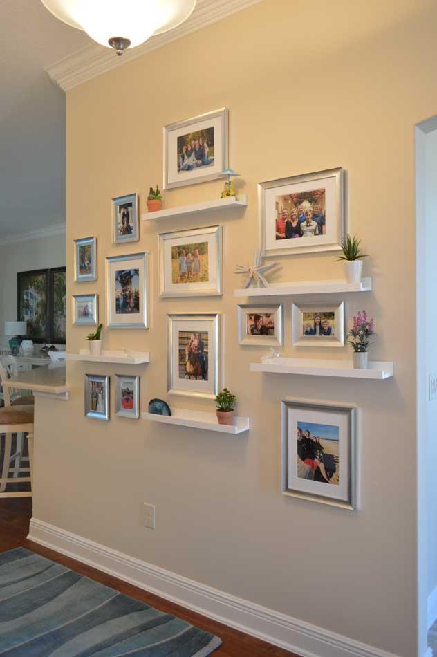 One more of Gardenia Foyer Display.