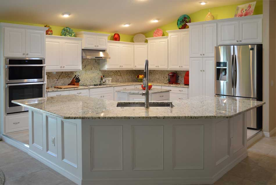 One more After of the Kitchen from Front