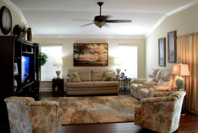 After Image of Gardenia Living room.