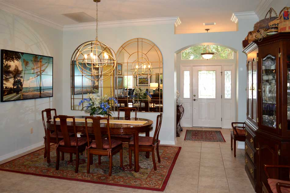 After of Lantana Dining Room