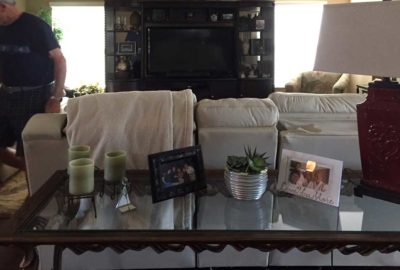 Before Image of Gardenia living room.