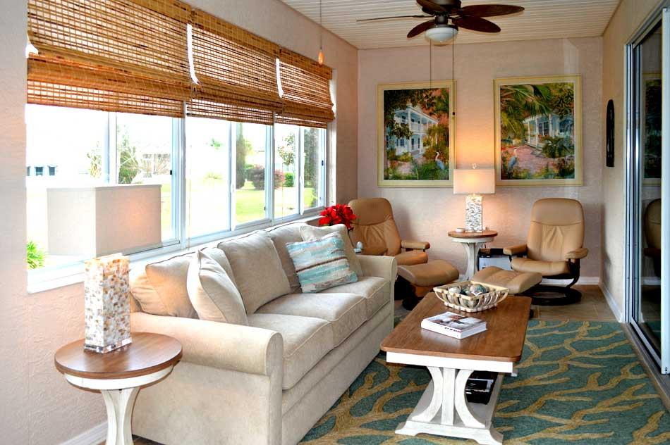 Florida room - Lanai #1