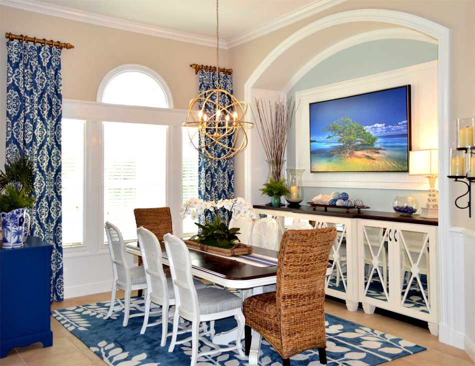Home Décor by Ruth Dyer - in the Villages of Florida.