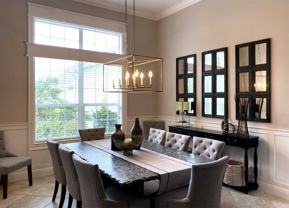 After picture, very light - Interior Design of Florida.