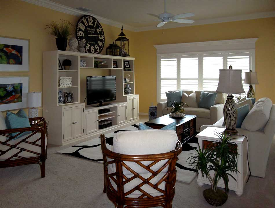 Nice but homeowner wanted change - Interior Design - Home Décor by Ruth Dyer.
