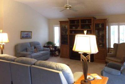 Gardenia living room - Ruth Dyer - Full Service Decorator.