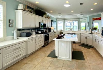 After Image of Bridgeport model - Amazing and Bright - Interior Design - in the Villages of Florida.