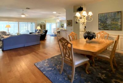 After Image, Calming look without buying new Furniture - Interior Design - in the Villages of Florida.