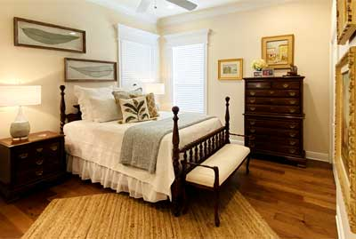 Guest Room for Fall