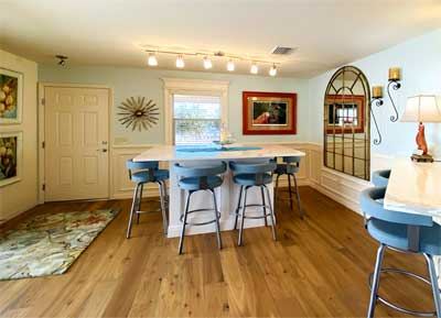Looks Big and Bright - Interior Design - in the Villages of Florida.