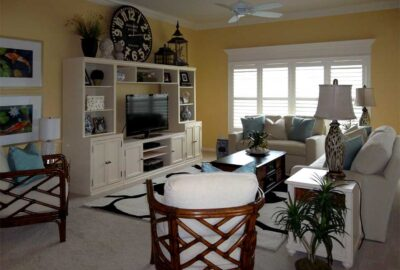 Nice but homeowner wanted change - Interior Design - in the Villages of Florida.