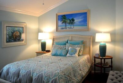 After, looks inviting and ready for guests - Interior Design - in the Villages of Florida.
