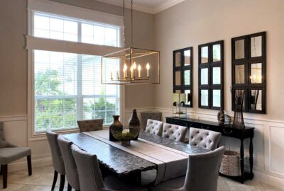 After picture, very light - Interior Design - Home Décor by Ruth Dyer.