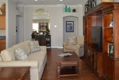 After looking toward the entrance - Interior Design - Home Décor by Ruth Dyer.