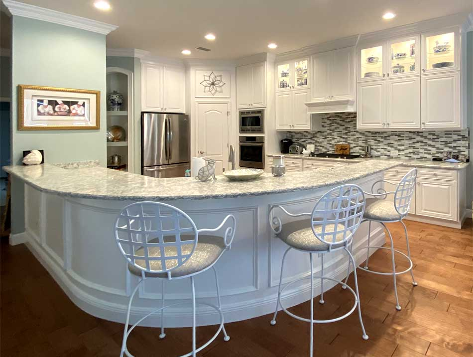 After looks bright and big - Interior Design - Home Décor by Ruth Dyer.